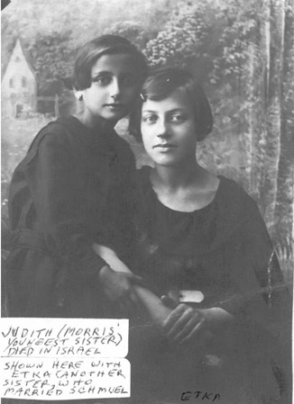 Etka and Sister